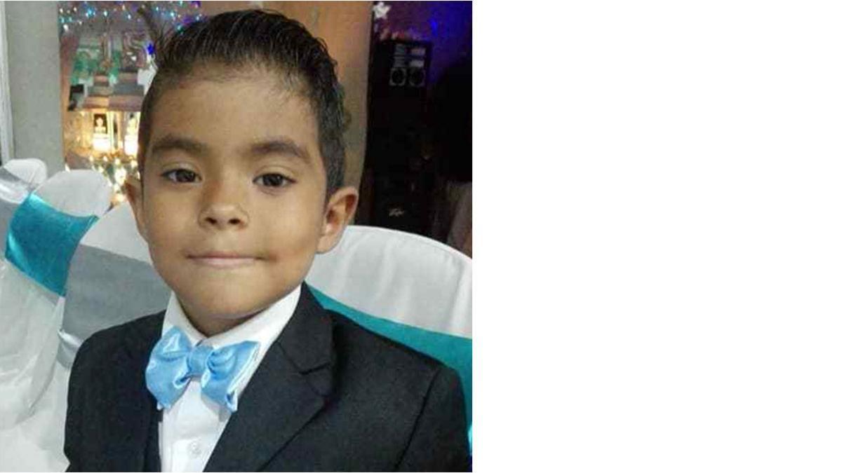 Samuel S., 8 años