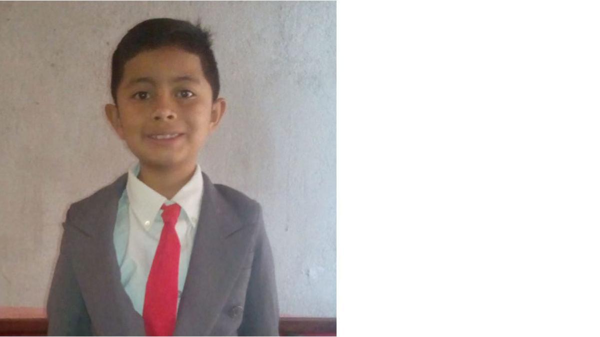 Fernando T., 10 años