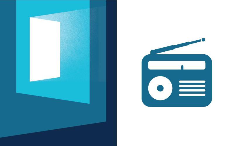 SOY logo radio