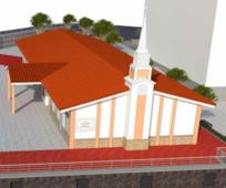 Projecto da Capela de Palmarejo