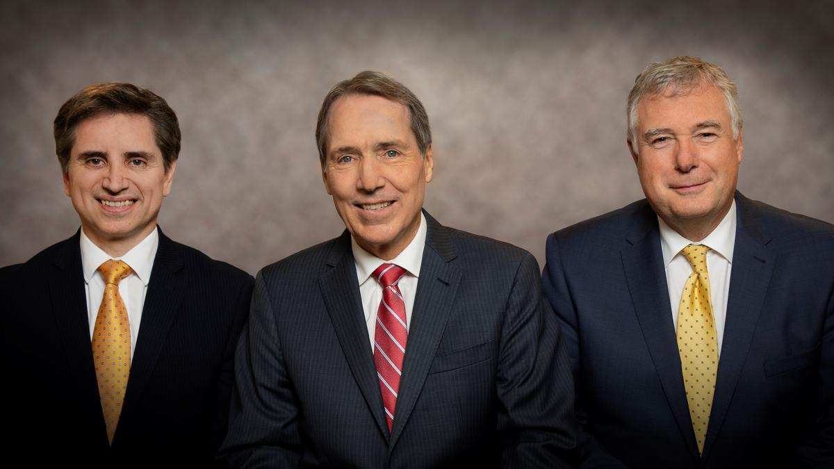 Massimo De Feo, Gary B. Sabin, Erich W. Kopischke