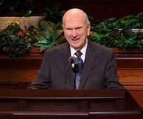Prophete Nelson à la conférence générale