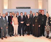 Μια συνάντηση πολλών θρησκευτικών ηγετών