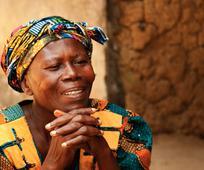 Αφρικάνα από τη Σιέρρα Λεόνε