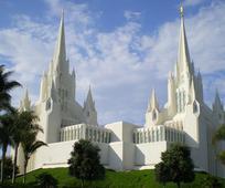 Ο ναός του Σαν Ντιέγκο