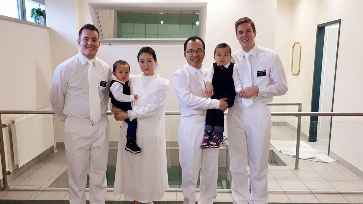 Familien Fu