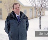 Gerhard segir frá