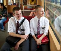 Conosci i missionari mormoni