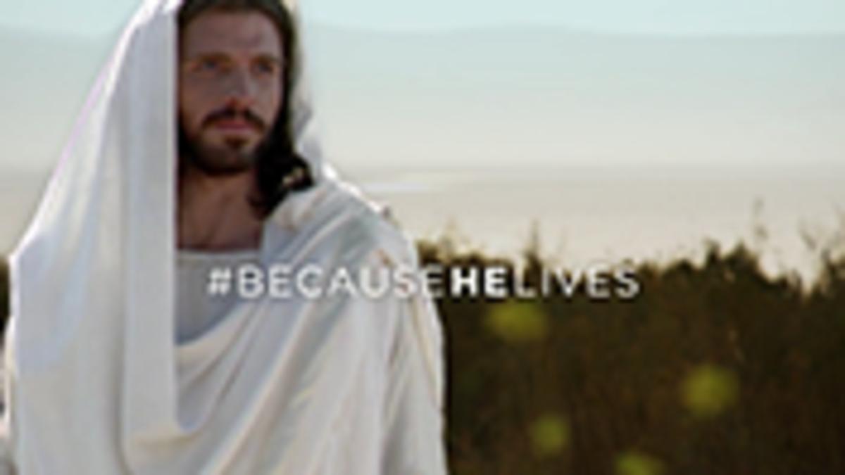 #イエスが生きておられるので(2015)