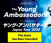 The Young Ambassadors Japan Tour 2020 Cancelled