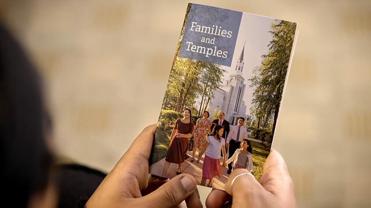 神殿と家族歴史の業で改宗者の定着を増やす | Increasing Convert Retention with Temple and Family History Work (5:26)