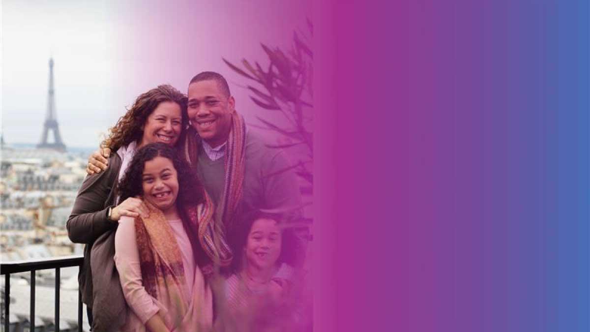 ルーツテック 家族写真