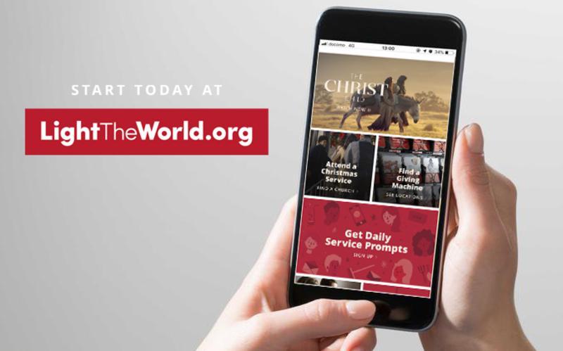 Christmas web page (ENG)