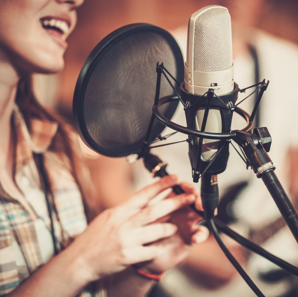youth music audio poster