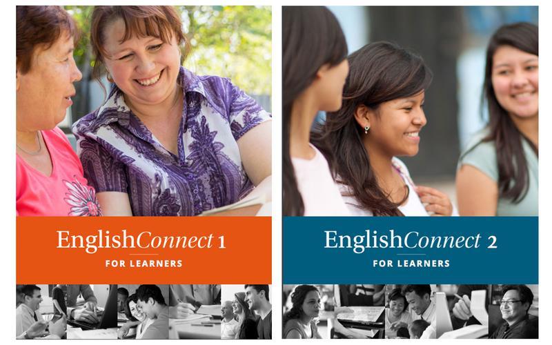 Recursos de los estudiantes y los líderes de EnglishConnect