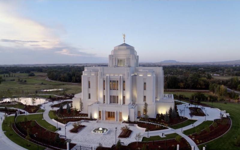 Ариун сүм цаг хугацааны туршид