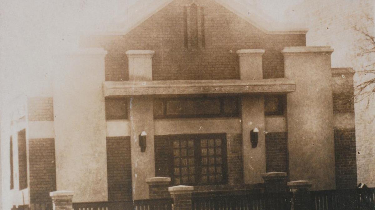 East Melbourne Chapel