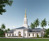 Neiafu Tonga Temple