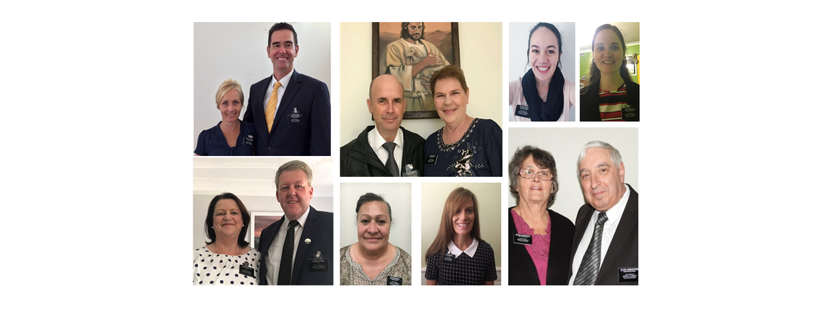 Service Missionaries