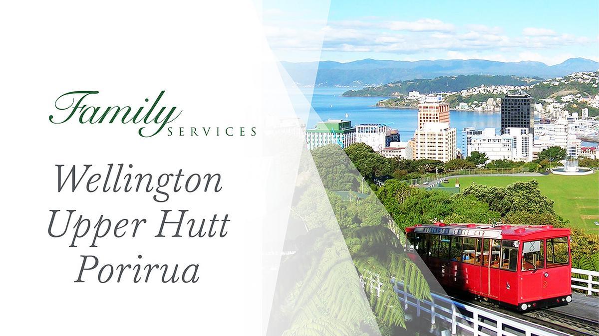 Community Resources Wellington / Upper Hutt / Porirua