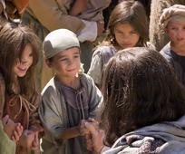Հիսուս Քրիստոսը երեխաների հետ