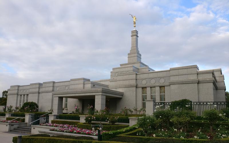 Melbourne Temple
