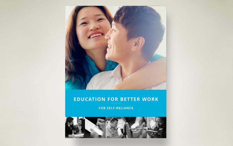 Education for Better Work Cover
