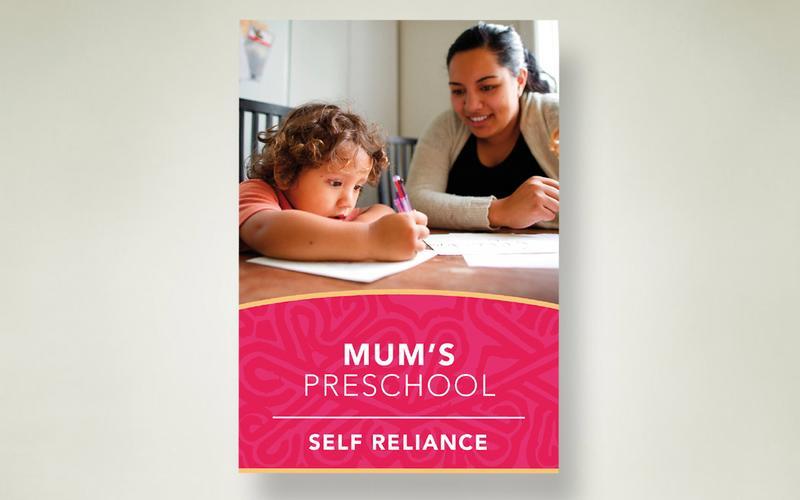 Mum's Preschool Book