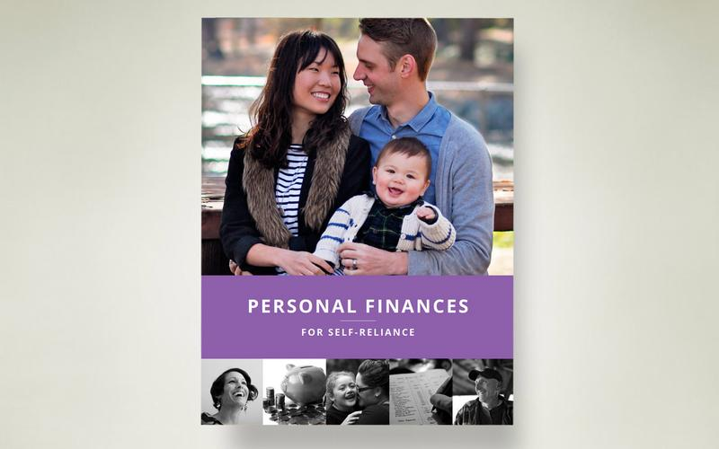 Personal finance booklet