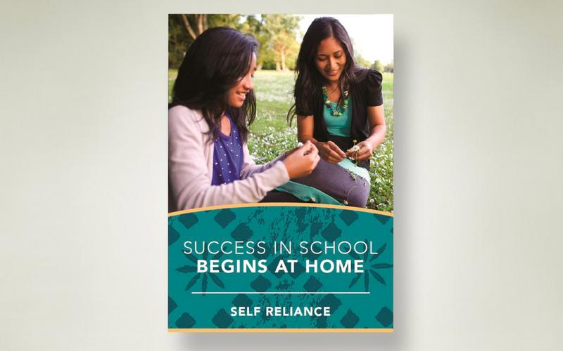 Success at School Begins at Home Cover