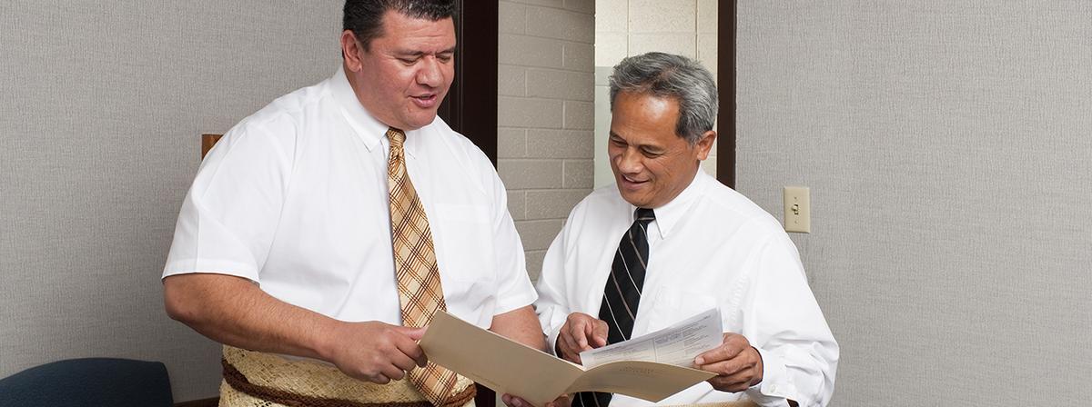 Priesthood Leaders