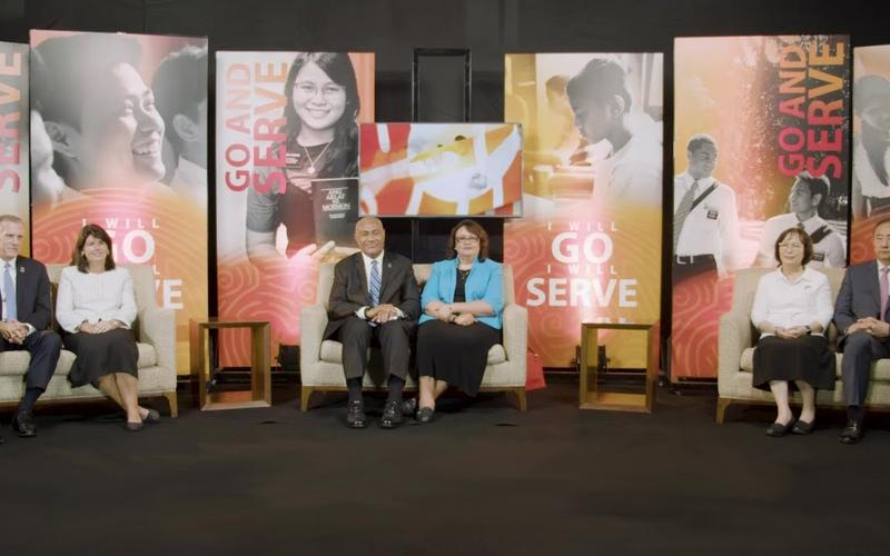4600: I Will Go I Will Serve | Missionary Fireside
