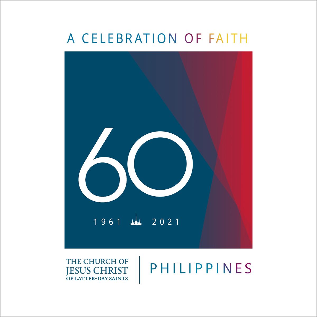 Unique symbol for the 60th anniversary of the Church