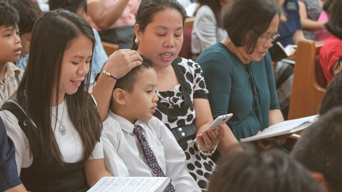 Establishing the Church in the Philippines