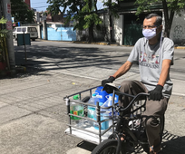 Frontline Chronicles | Non-medical essential worker finds joy in serving others