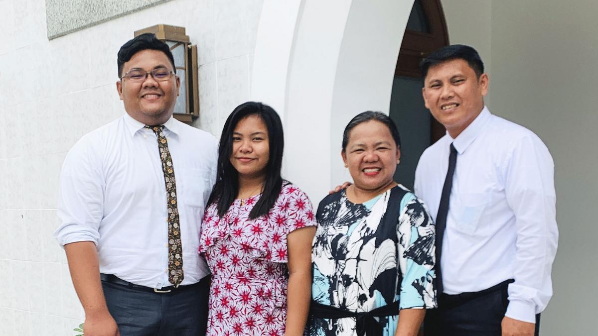 Tumaliuan family