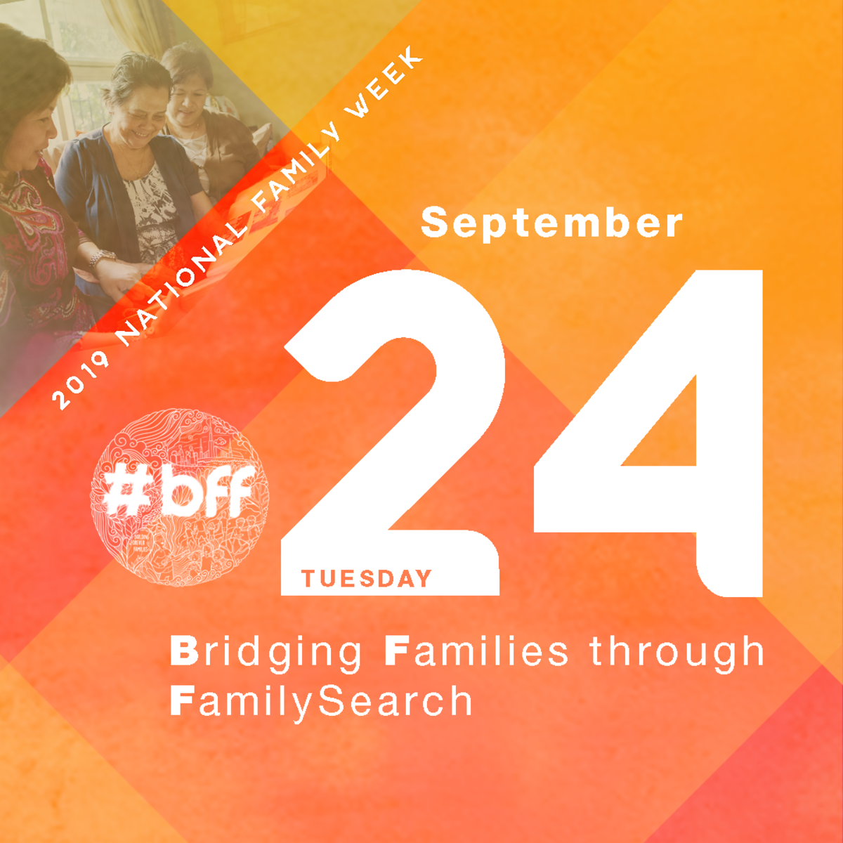 Bridging Families through FamilySearch