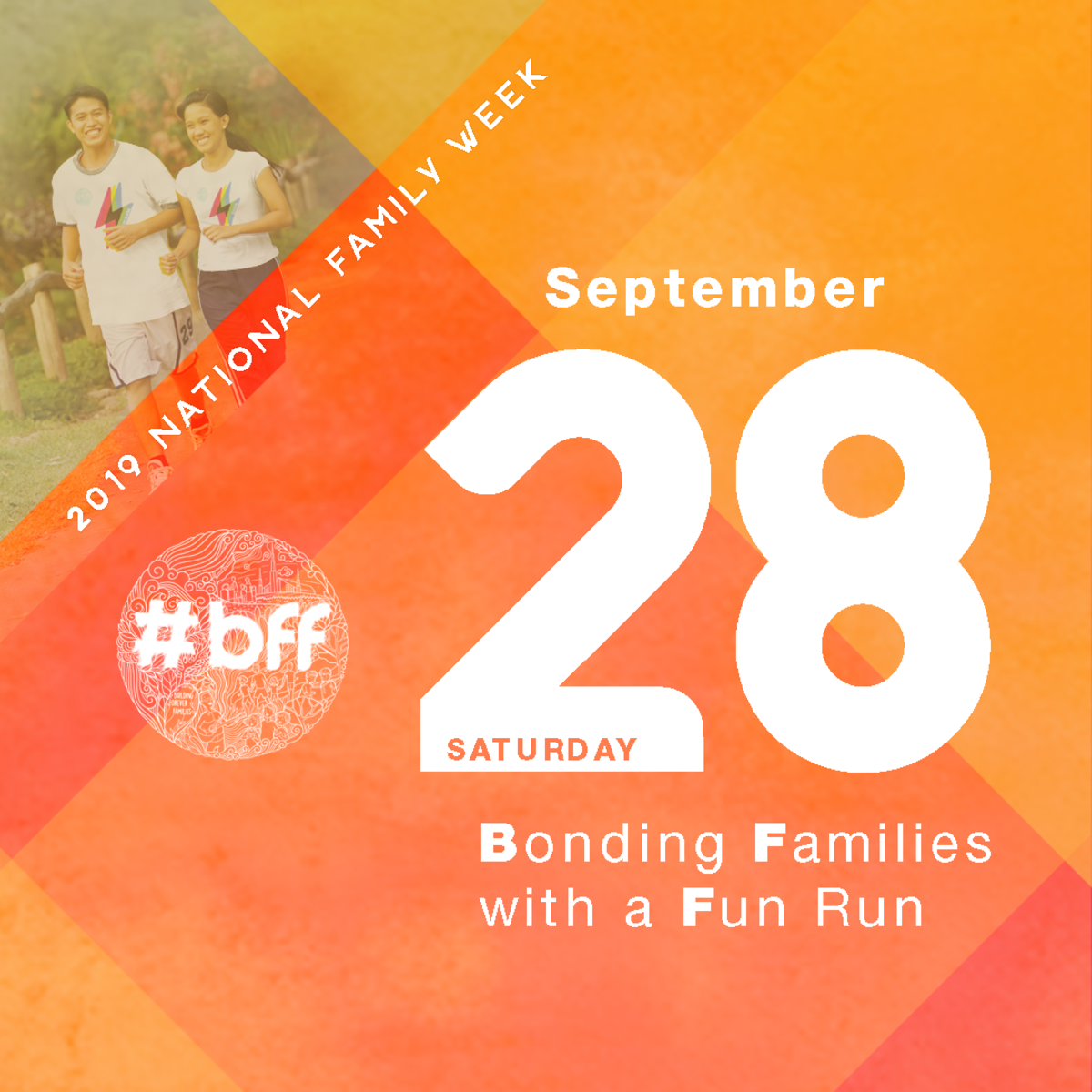 Bonding Families with a Fun Run