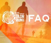 BFF Color Run FAQ