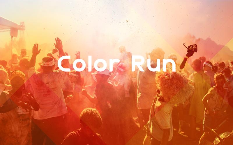 #BFF Color Run