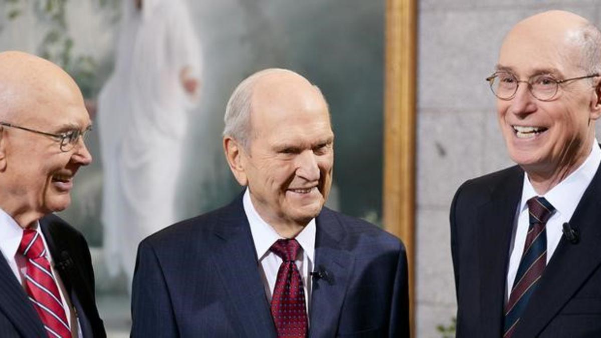 Imagen acerca de la declaración de la Primera Presidencia sobre las finanzas de la Iglesia