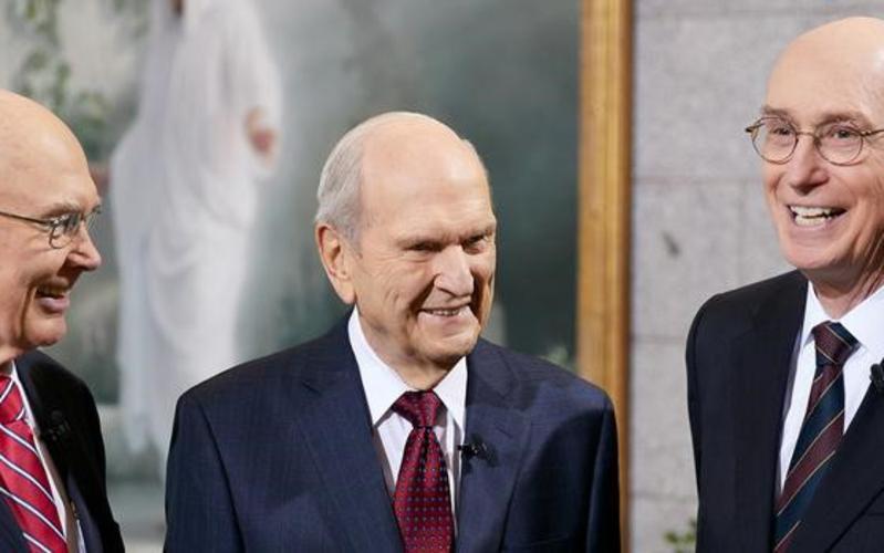 Imagen de la Primera Presidencia de la iglesia de jesucristo