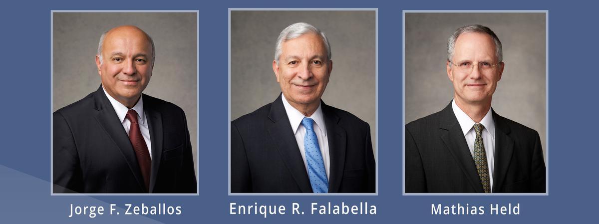 Presidencia de Área Sudamérica noroeste 2019