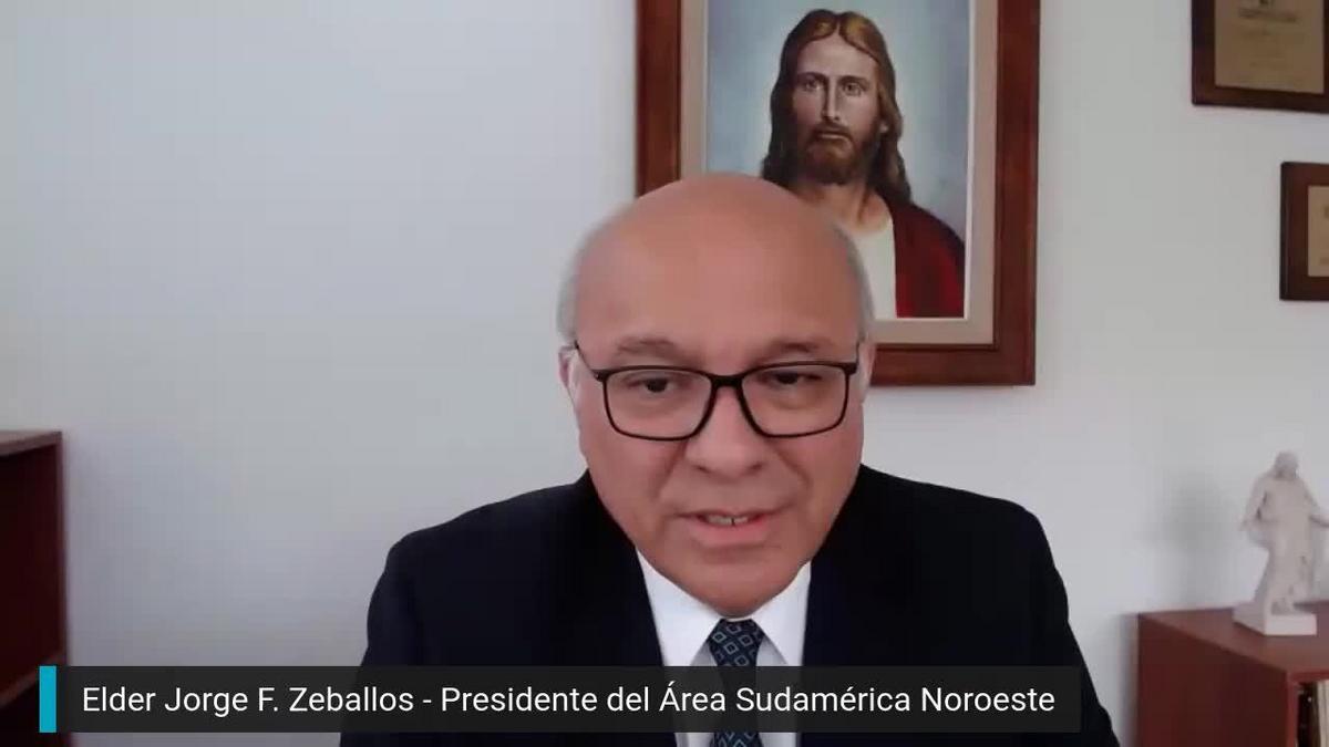 Capacitación con la Presidencia de Área noviembre 2020