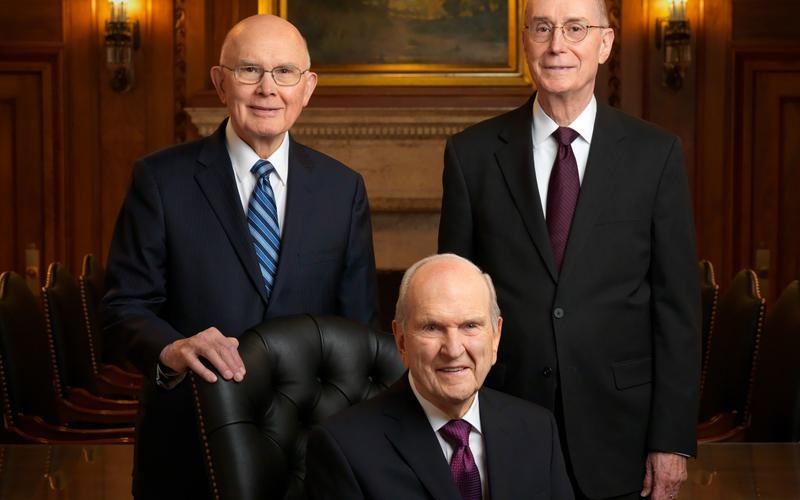 Primera Presidencia de la Iglesia de Jesucristo