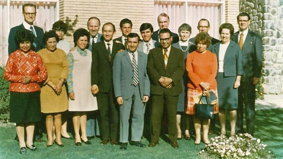 Primeros líderes de la Iglesia en Bolivia