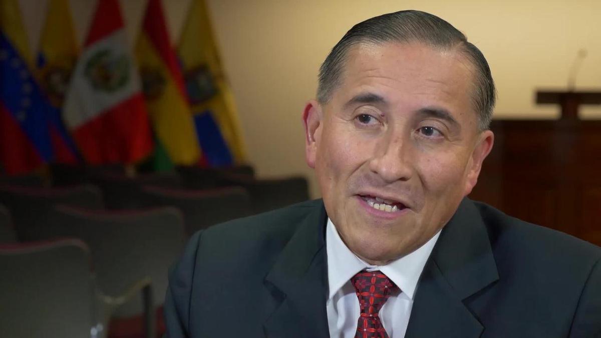 El poder de un testimonio. Elder Juan A. Uceda.