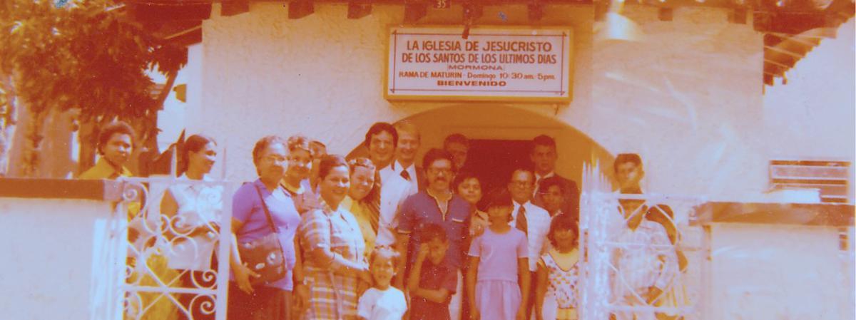 Los primeros miembros SUD de Venezuela