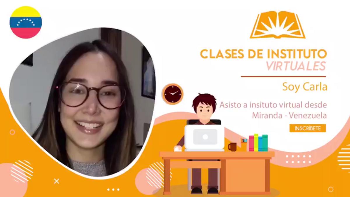VIDEO TESTIMONIO INSTITUTOS