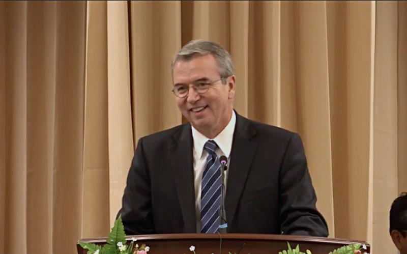 JAS Devocional con Elder Carlos A. Godoy